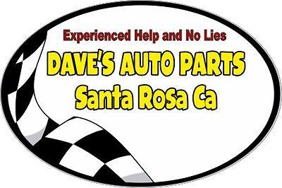 DAVE'S AUTO PARTS-SANTA ROSA