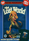 The Lost World (DVD, 2010, With XL T-shirt)
