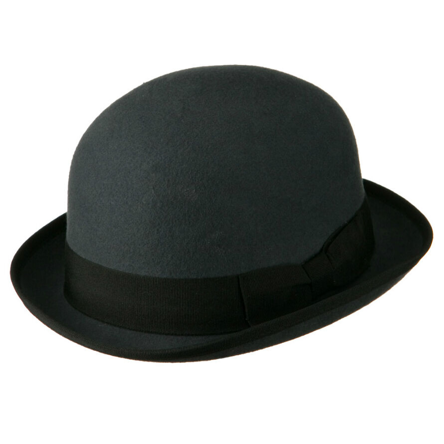 The black bowler hat is the perfect accessory to your Charlie Chaplin Black Derby Hat - Exquisite 19th Century Black Derby Hat - Fits Kids and Adults-by dazzling toys. $ $ 7 49 Prime. FREE Shipping on eligible orders. out of 5 stars Product Features Dazzling Toys Derby hat.