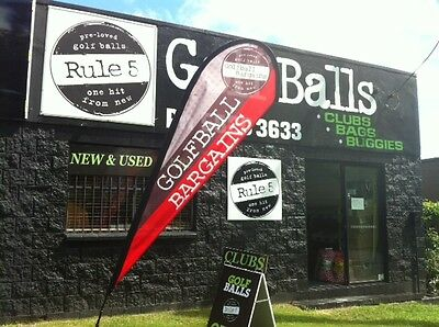 Rule 5 Golf Balls