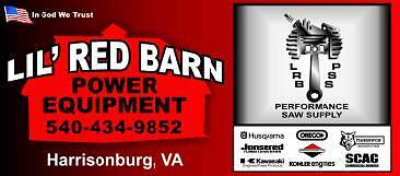 Lil Red Barn Power Equipment Supply