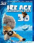 Ice Age: Continental Drift 3D DVDs