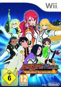 Sakura Wars: So Long, My Love Nintendo Wii !!NEU + OVP!!