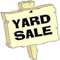 L N J Yard Sale