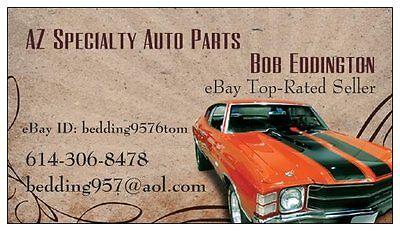 AZ Speciality Auto Parts