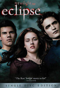 The Twilight Saga: Eclipse (DVD, 2010)