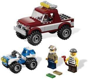 Lego City Police Pursuit 4437 For Sale Online Ebay