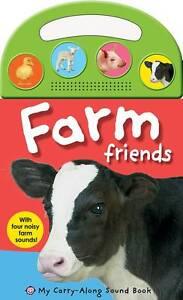 Farm Friends (My Carry-Along Sound Books)-ExLibrary