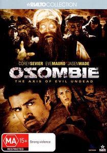 Osombie  * Zombie Flick * (DVD, 2013) BRAND NEW REGION 4