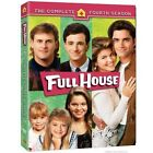 Full House: The Complete Fourth Season (DVD, 2006, 4-Disc Set)