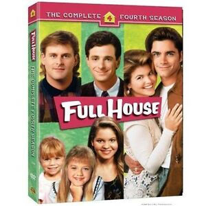Full House: The Complete Fourth Season (...