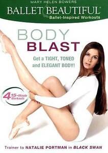 1a634b21f9d8 Buy Ballet Beautiful: Body Blast Workout (DVD, 2012) online | eBay