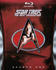 Star Trek: The Next Generation - Season 1 (Blu-ray Disc, 2012, 6-Disc Set)