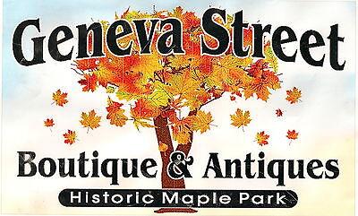 Geneva Street Antiques
