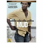 Mud (DVD, 2013, Includes Digital Copy; UltraViolet)