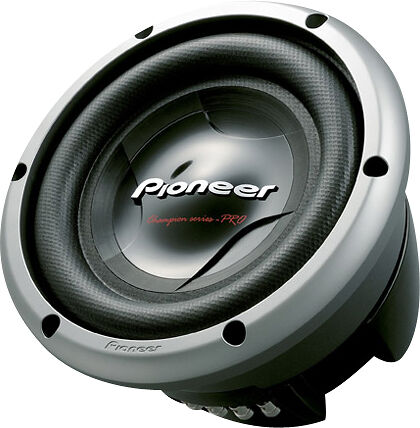 Pioneer TS-W2502D4 Subwoofer