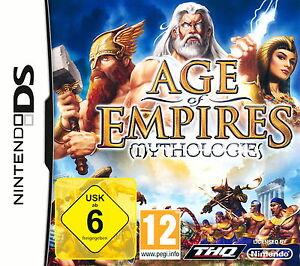 Age of Empires Mythologies (Nintendo DS) - <span itemprop=availableAtOrFrom>Leibnitz, Österreich</span> - Age of Empires Mythologies (Nintendo DS) - Leibnitz, Österreich
