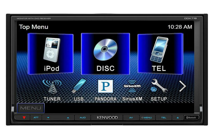 Features to Look for When Buying Car Stereo Head Units