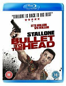 Bullet To The Head Bluray 2013 - <span itemprop='availableAtOrFrom'>Sittingbourne, United Kingdom</span> - Bullet To The Head Bluray 2013 - Sittingbourne, United Kingdom