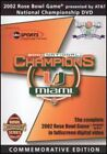 2002 Rose Bowl - Miami, Fl. Vs. Nebraska (DVD, 2006) (DVD, 2006)