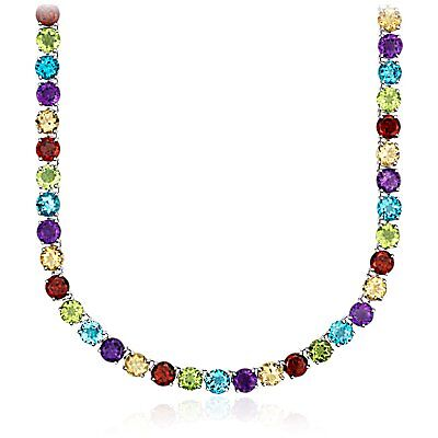 Vintage Gemstone Necklace Buying Guide