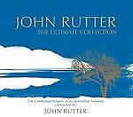 John Rutter  John Rutter  The Ultimate Collection  John Rutter CD EYVG - <span itemprop='availableAtOrFrom'>Manchester, Greater Manchester, United Kingdom</span> - John Rutter  John Rutter  The Ultimate Collection  John Rutter CD EYVG - Manchester, Greater Manchester, United Kingdom