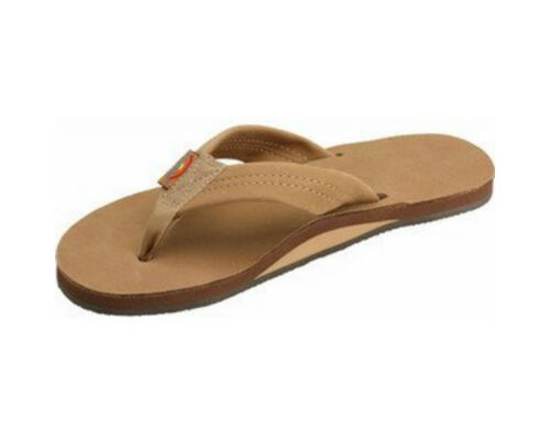 c47ecc57c0f3d Customers regularly leave 5 out of 5 star reviews for the Rainbow Premier leather  flip-flops on several of the top online fashion retailers for men.