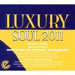 Various Artists - Luxury Soul 2011 Expansion 5019421101123