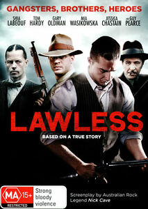 LAWLESS : NEW DVD