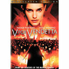 V For Vendetta (DVD, 2006, Widescreen)