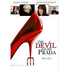 The Devil Wears Prada (DVD, 2009, Widescreen; Spa Cash)