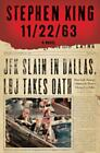11. 22. 63 by Stephen King (2011, Hardcover, Large Type)