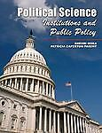 Political Science Institutions and Public Policy