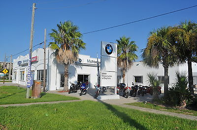 BMW motorcycles of Daytona