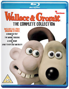 Wallace and Gromit: Complete Collection (Blu-Ray)
