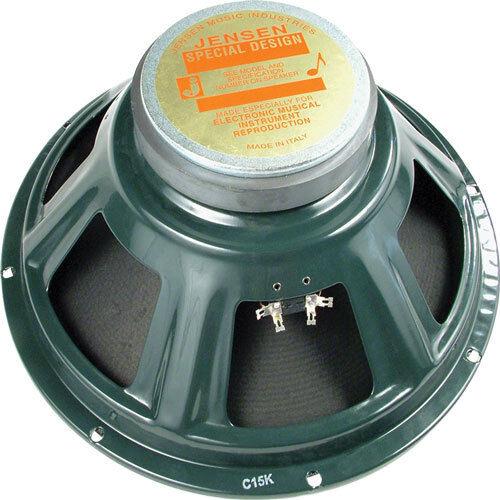 C15K Jensen Vintage Ceramic Speaker