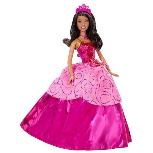Barbie jederzeit perfekt gestylt: Barbie Vintage für die Party – Fashion Royalty im Barbie Schloss