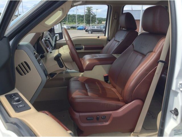 2011 Ford F250 King Ranch 4x4 6 7 Ltr Diesel