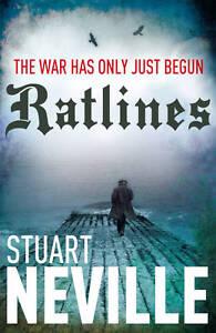 Ratlines, Neville, Stuart   Hardcover Book   Good   9781846557378
