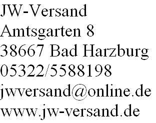 JW-Versand