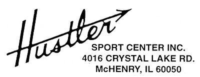 Hustler sports center inc