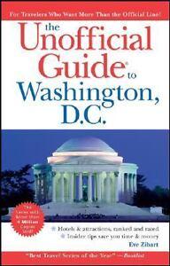 The-Unofficial-Guide-to-Washington-D-C-by-Joe-Surkiewicz-and-Eve-Zibart-2007