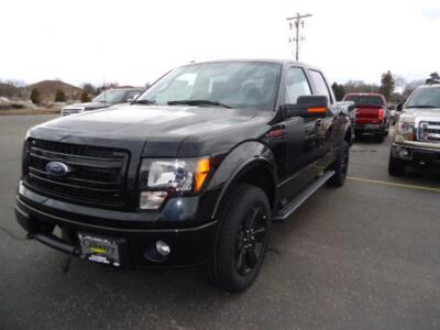 2013 ford f 150 fx4 5 0 with appearance package for autos weblog. Black Bedroom Furniture Sets. Home Design Ideas