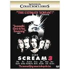 Scream 3 (DVD, 2000, Collector's Edition)