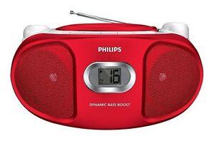 Philips CD Soundmachine AZ105R/12