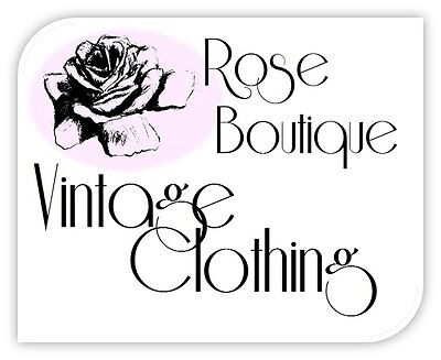 Rose Boutique Vintage Clothing
