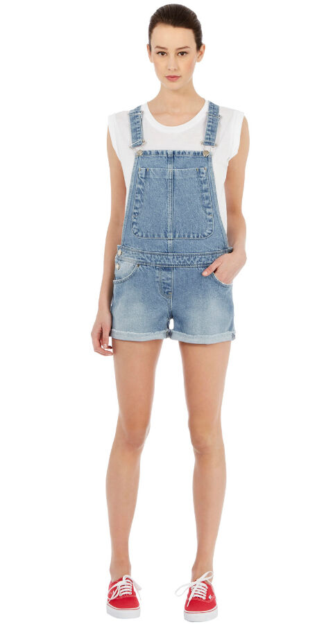 Your Guide to Buying Dungaree Shorts