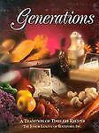 Generations, Junior League of Rockford Inc. Staff, 0871974088