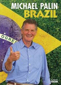 Brazil-by-Michael-Palin-New-Hardback-Signed-by-the-Author-First-Edition
