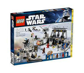 LEGO-Star-Wars-Hoth-Echo-Base-7879-Limited-Edition-new-sealed-7-minifigures